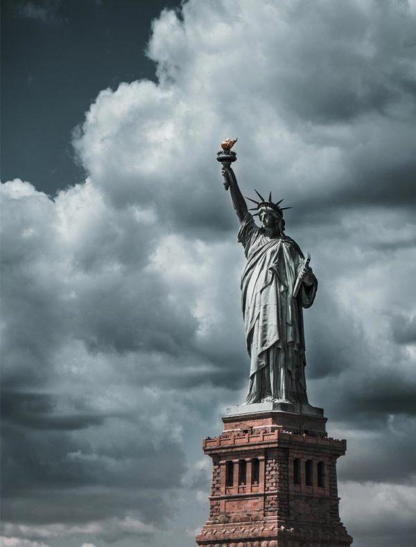 Lámina Estatua de la Libertad