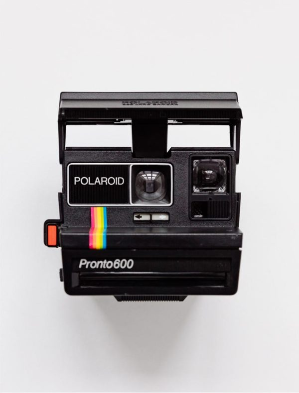 Lámina Polaroid