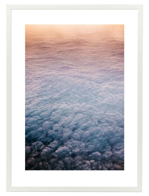 Lámina nubes Marco Blanco