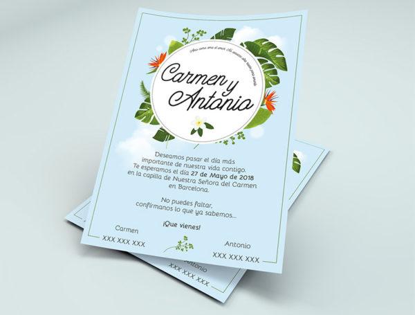 invitacion-boda-tropical