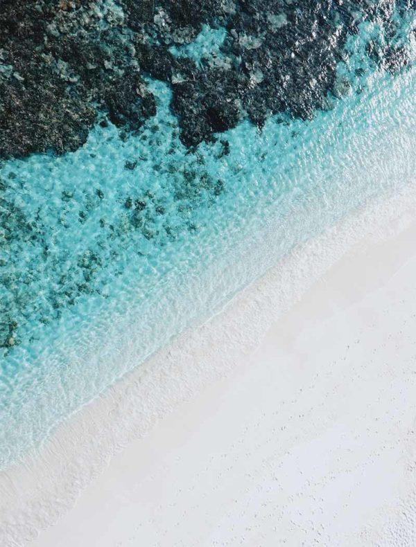 Lámina Playa Turquesa