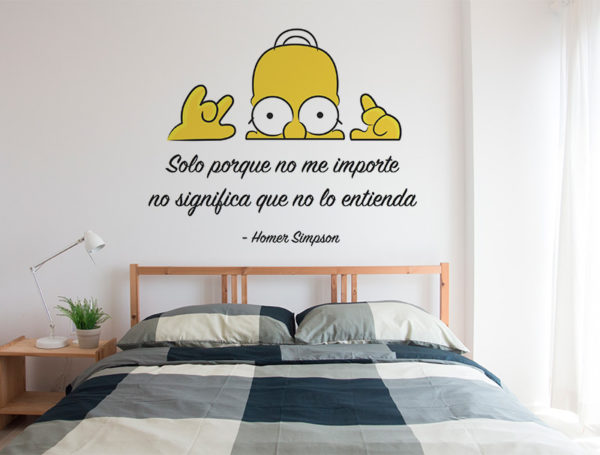 homer-simpson-vinilo-pared