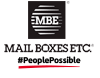 logo mail boxes etc