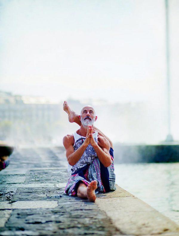 Lámina Yoga Geneva