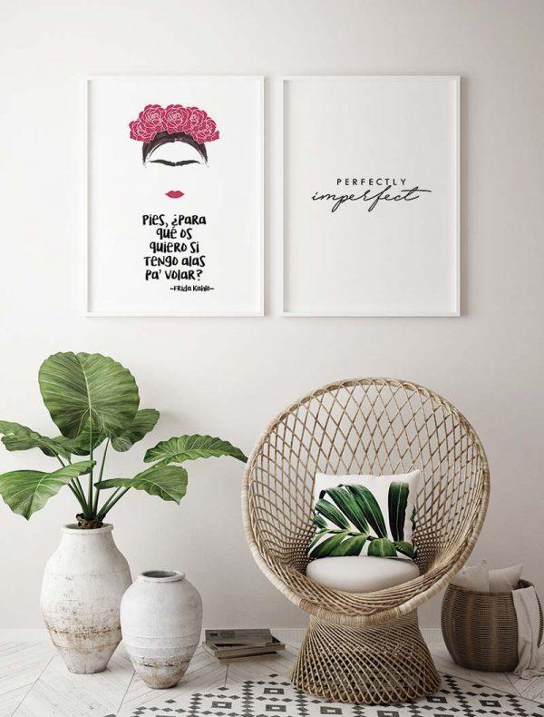 Composición Frida Kahlo 2