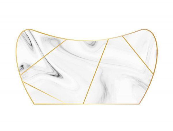 Diseño cabecero mármol