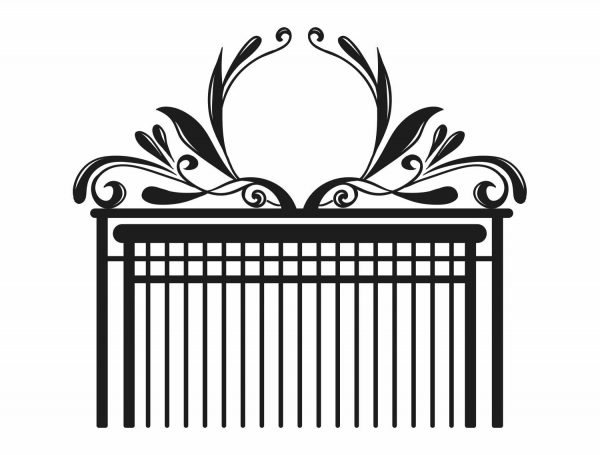 Diseño cabecero ornamental