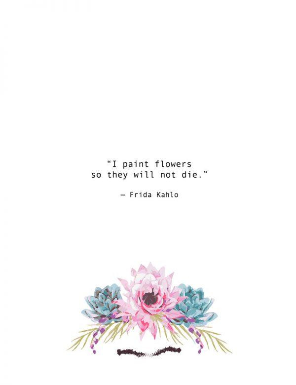 LAMINAS-FRIDA-FLOWERS