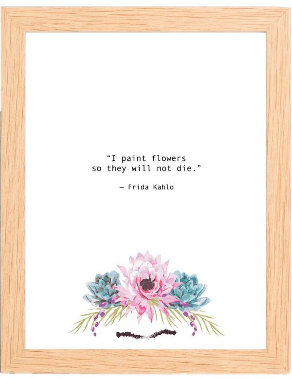 LAMINAS-FRIDA-FLOWERS-MARCO-MADERA
