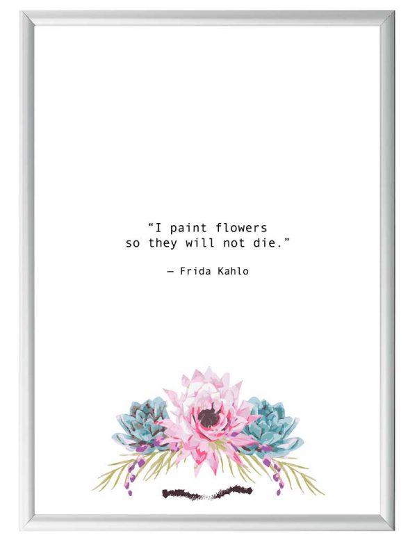 LAMINAS-FRIDA-FLOWERS-MARCO-PLATA