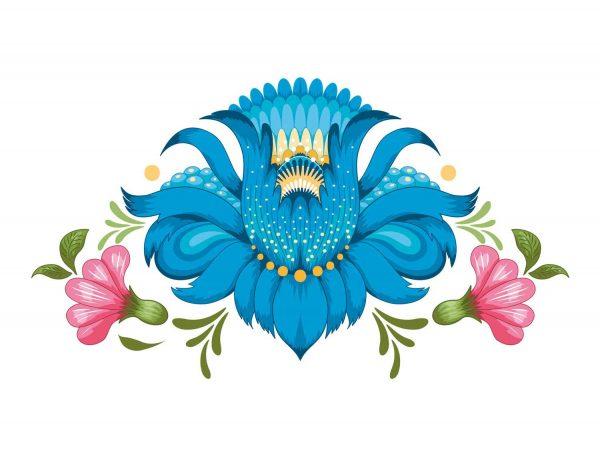 Cabecero-Flor-Azul-Diseño