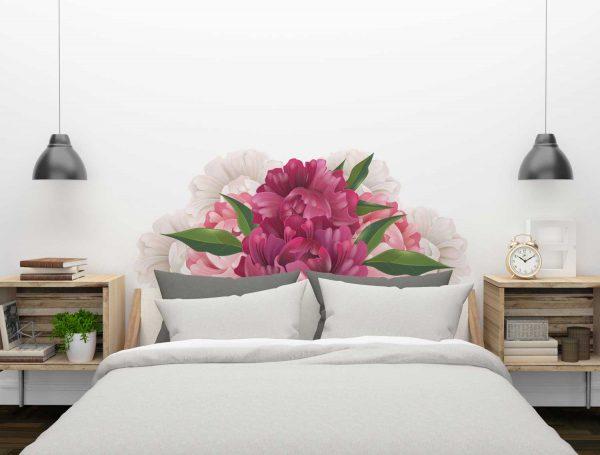 Cabecero-Ramo-Floral