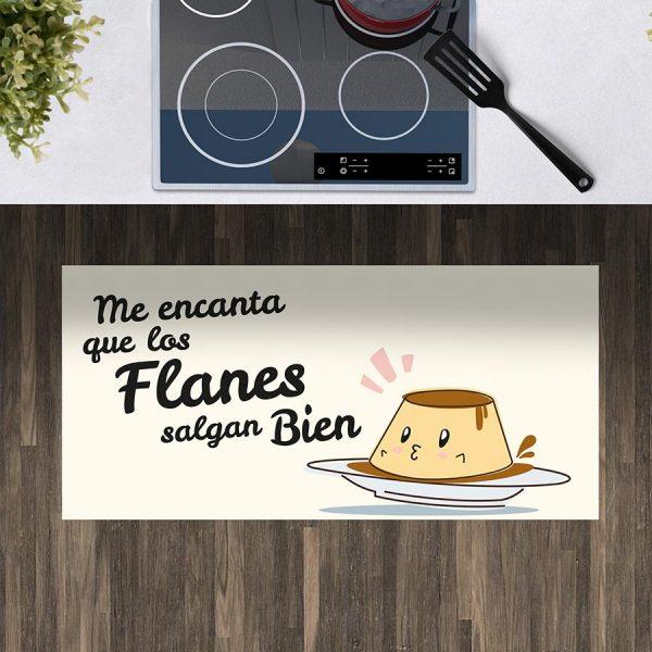 Alfombra Vinílica Flanes Cocina