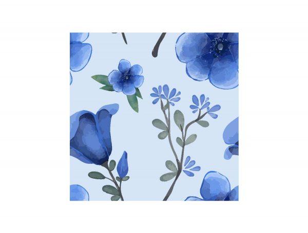 Wallpaper-Flores-Azules