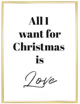 LAMINA-CHRISTMAS-LOVE-MARCO-DORADO