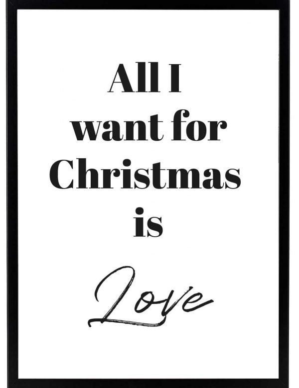 LAMINA-CHRISTMAS-LOVE-MARCO-NEGRO
