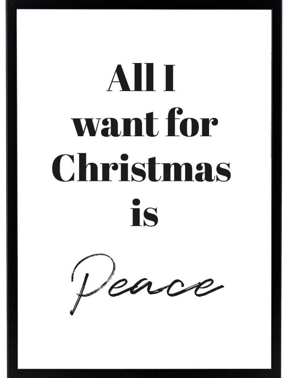 LAMINA-CHRISTMAS-PEACE-MARCO-NEGRO