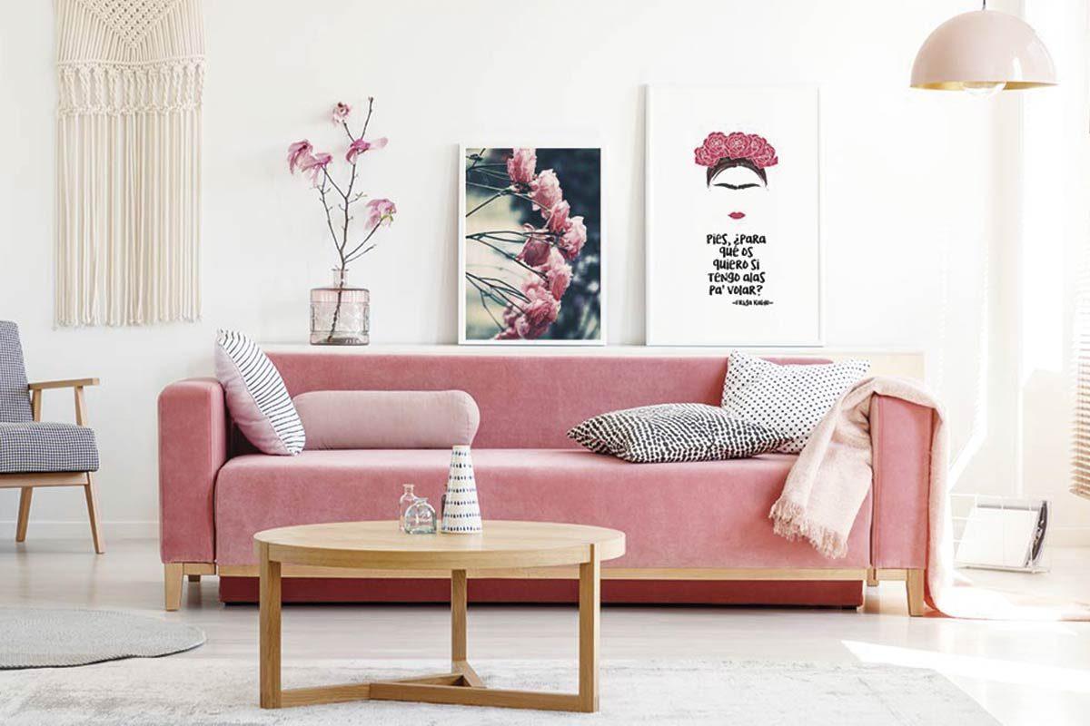 4 ideas para decorar una pared blanca wasabi project - Ideas para decorar las paredes ...