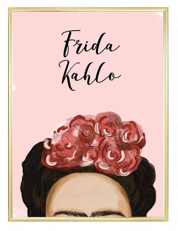 FRIDA_KAHLO_ROSA_MARCO_DORADO