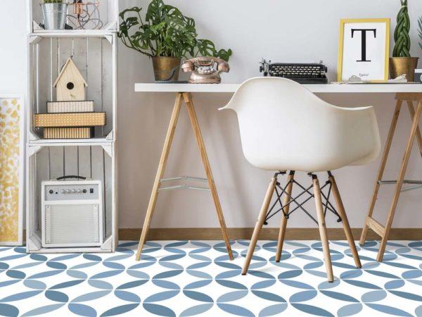 Suelos-Pattern-Vintage-Azul-Habitacion