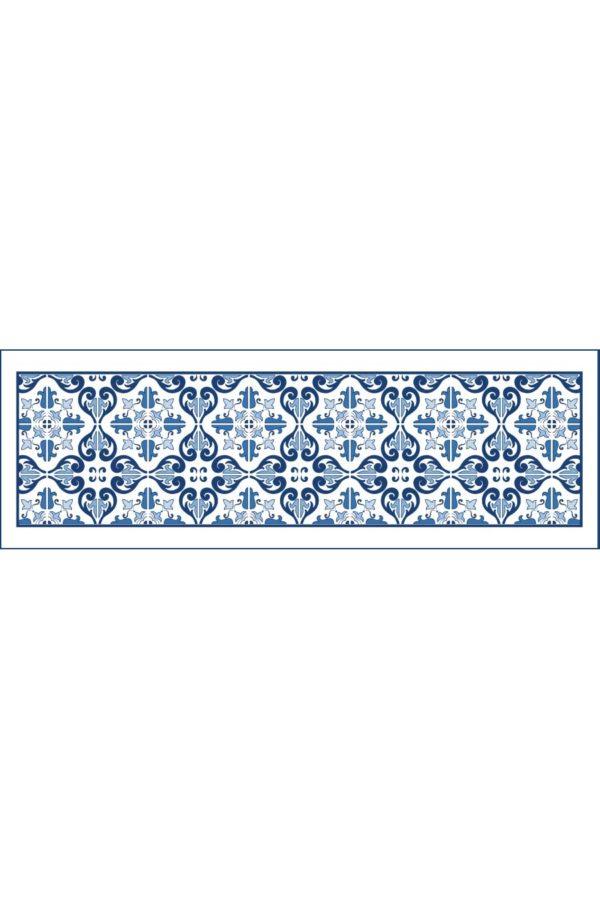 Alfombra-Azulejo-Vintage-Azul-180-60