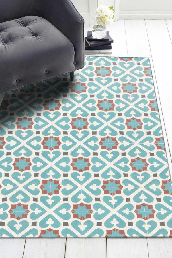 alfombra_sillon_azulejo_mimosa
