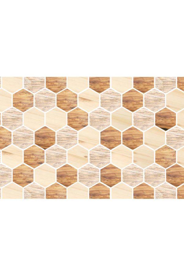 alfombra_hexagono_madera_XL
