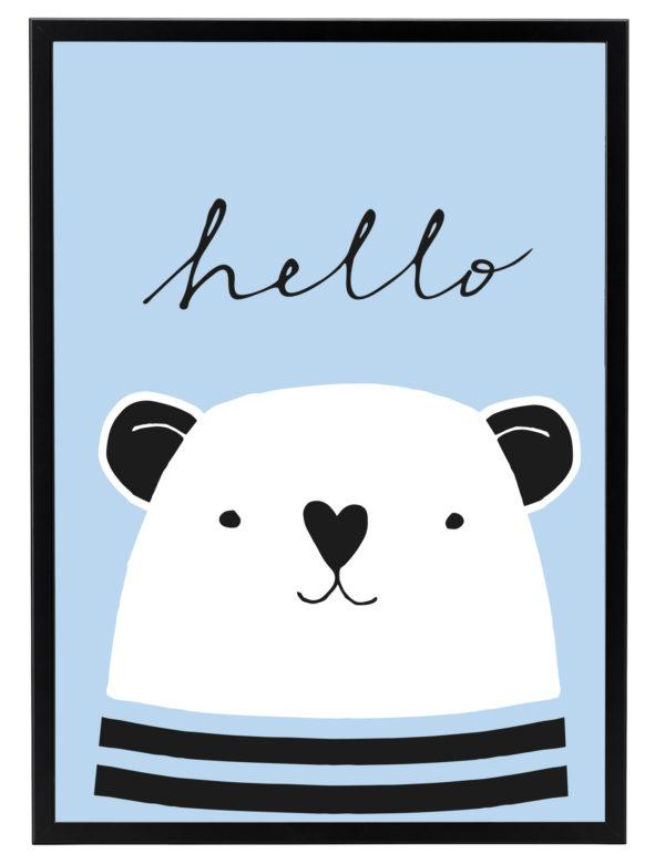 Panda_marco_negro