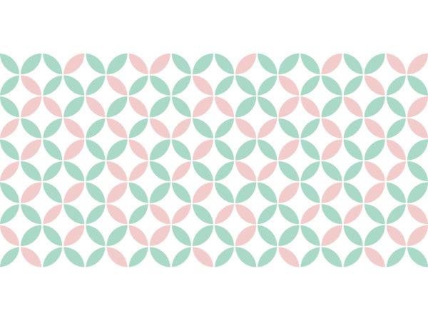 Suelo vinílico Pattern Vintage Mint - L