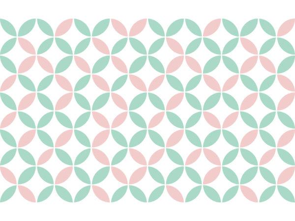 Suelo vinílico Pattern Vintage Mint - M
