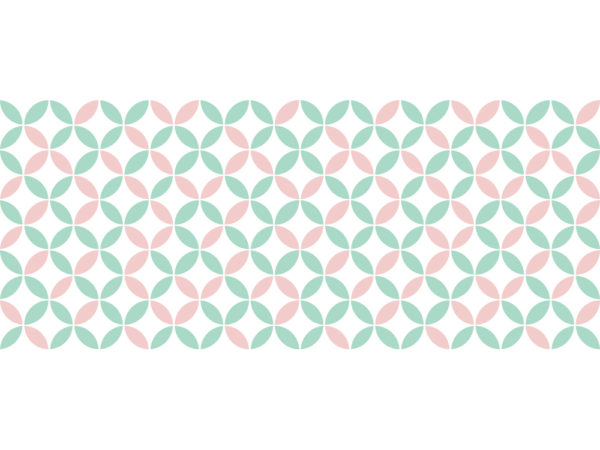 Suelo vinílico Pattern Vintage Mint - XL