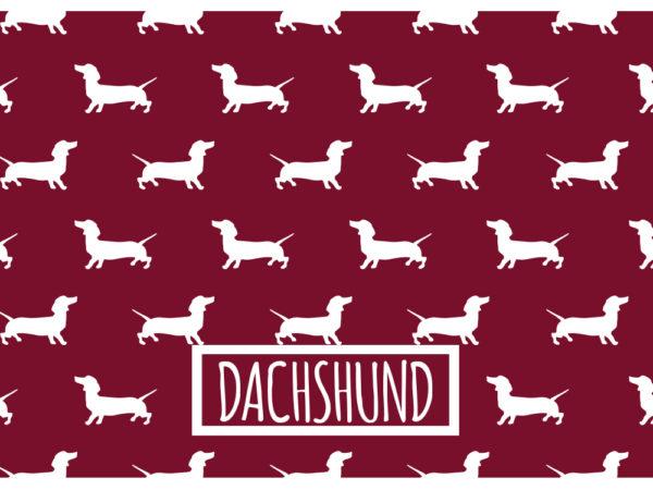 DACHSHUND_GRANATE_70x50