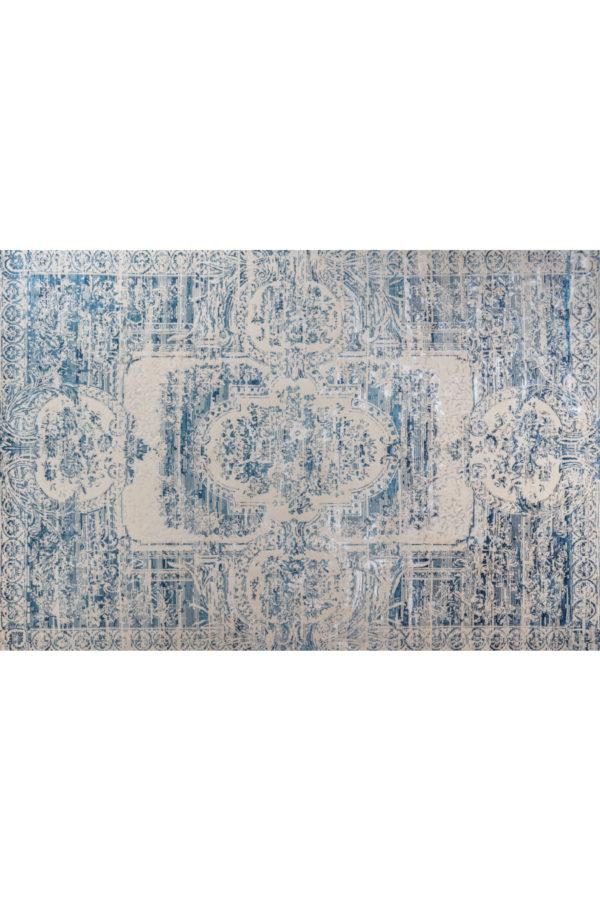 Alfombra Persa azul talla M 120x80 cm