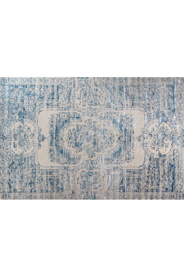 Alfombra Persa azul talla XL 196x130 cm