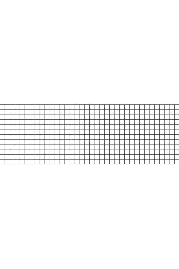 Alfombra vinílica Cuadrícula talla M 180x60 cm