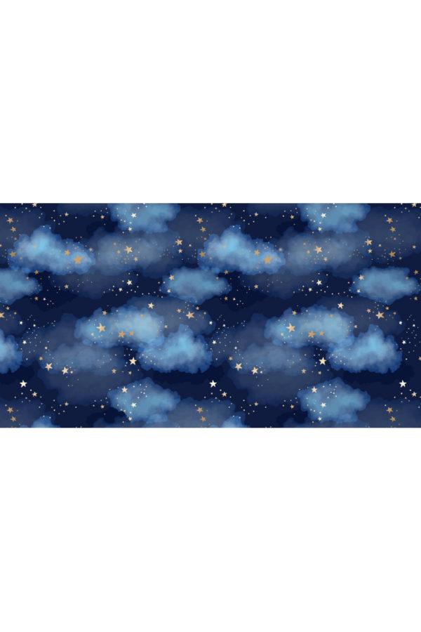 Alfombra vinílica Night Sky talla L 150x80 cm
