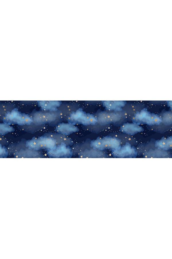 Alfombra vinílica Night Sky talla M 180x60 cm