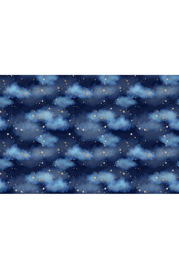 Alfombra vinílica Night Sky talla XL 196x130 cm