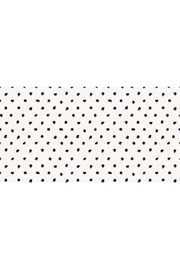 Alfombra vinílica Dots talla L 150x80 cm