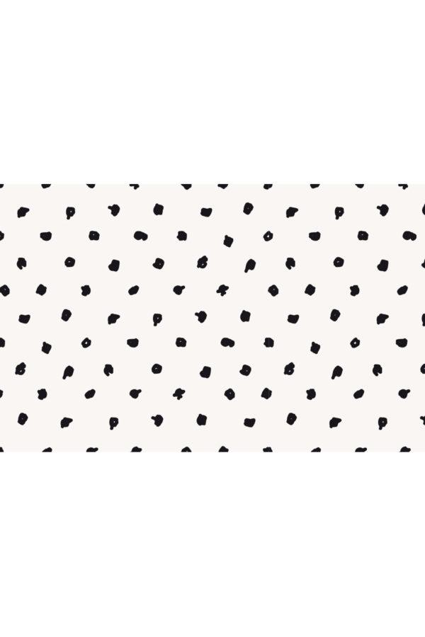 Alfombra vinílica Dots talla S 95x60 cm