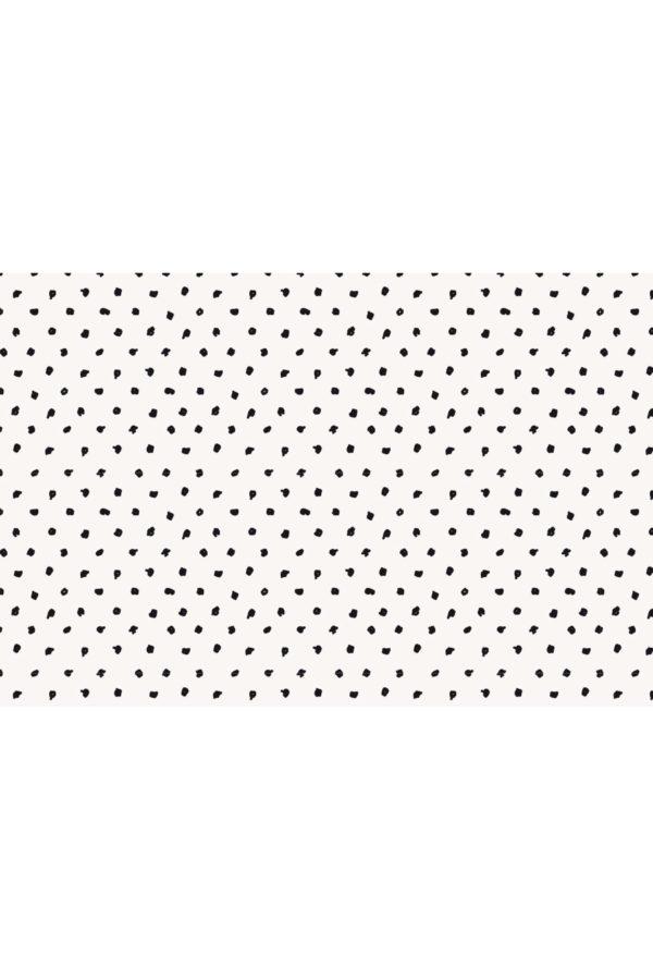 Alfombra vinílica Dots talla XL 196x130 cm